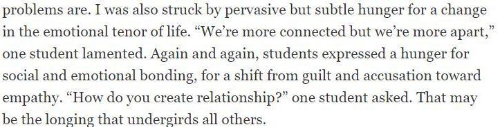 Brooks quote
